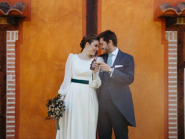 La boda de Miguel y Lili en Torremocha Del Jarama, Madrid 90