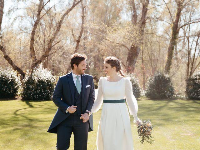 La boda de Miguel y Lili en Torremocha Del Jarama, Madrid 100