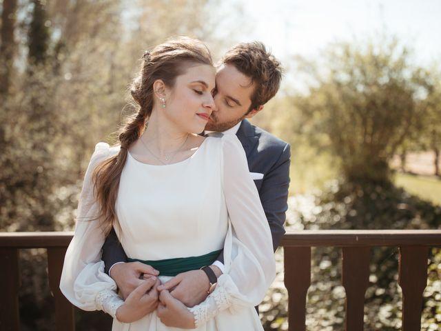La boda de Miguel y Lili en Torremocha Del Jarama, Madrid 101
