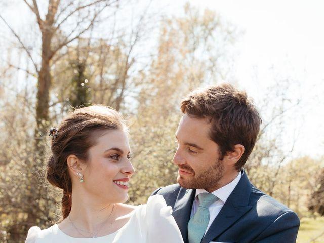 La boda de Miguel y Lili en Torremocha Del Jarama, Madrid 104