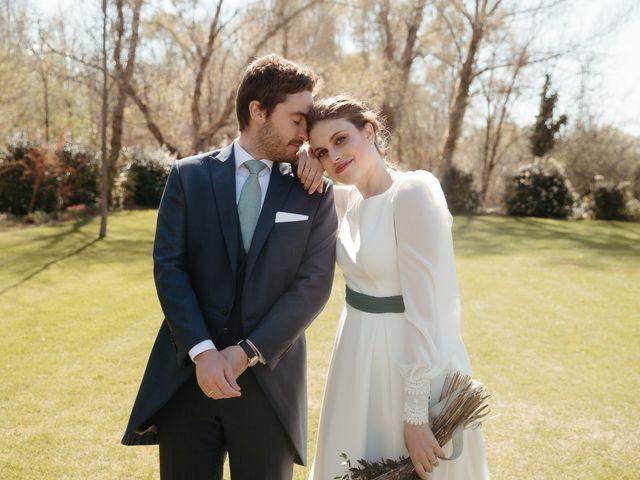 La boda de Miguel y Lili en Torremocha Del Jarama, Madrid 105