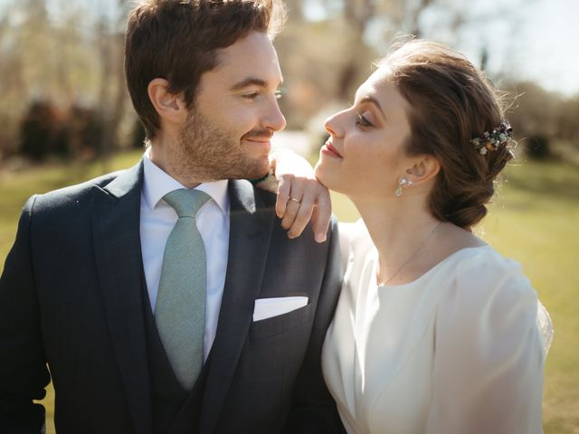La boda de Miguel y Lili en Torremocha Del Jarama, Madrid 106