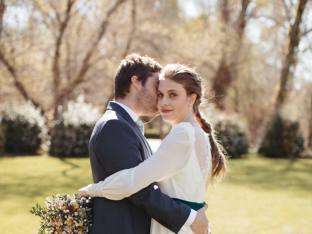 La boda de Miguel y Lili en Torremocha Del Jarama, Madrid 108