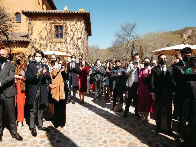 La boda de Miguel y Lili en Torremocha Del Jarama, Madrid 117