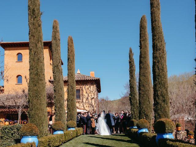 La boda de Miguel y Lili en Torremocha Del Jarama, Madrid 120