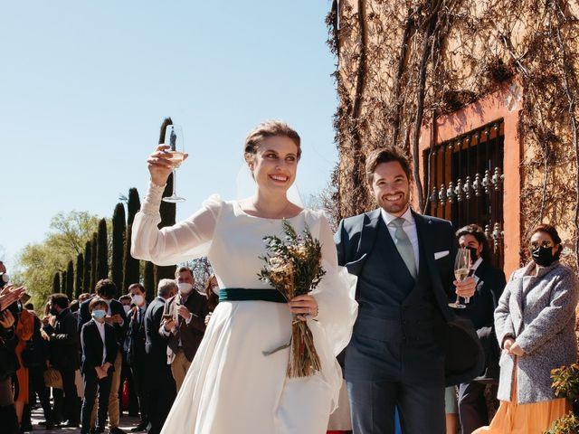 La boda de Miguel y Lili en Torremocha Del Jarama, Madrid 124