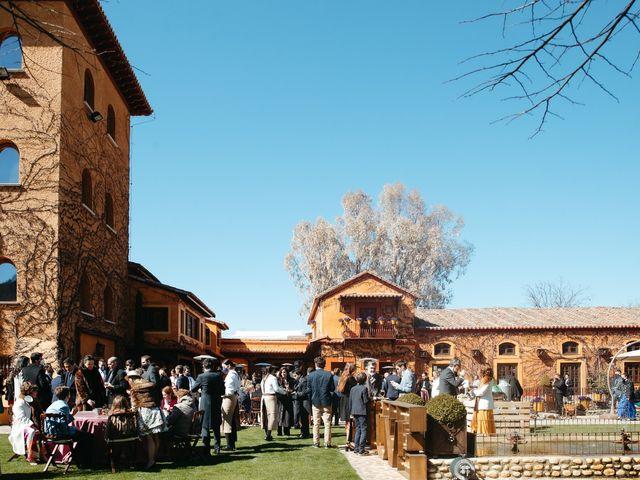 La boda de Miguel y Lili en Torremocha Del Jarama, Madrid 125
