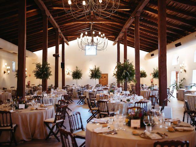 La boda de Miguel y Lili en Torremocha Del Jarama, Madrid 134