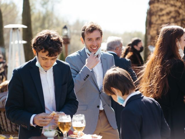 La boda de Miguel y Lili en Torremocha Del Jarama, Madrid 137