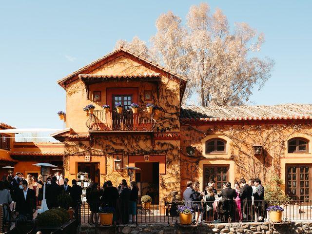 La boda de Miguel y Lili en Torremocha Del Jarama, Madrid 138