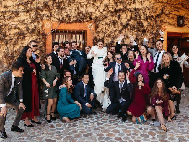 La boda de Miguel y Lili en Torremocha Del Jarama, Madrid 143