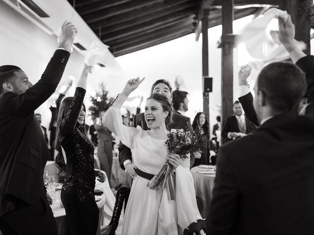 La boda de Miguel y Lili en Torremocha Del Jarama, Madrid 145