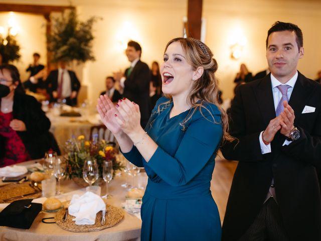La boda de Miguel y Lili en Torremocha Del Jarama, Madrid 148