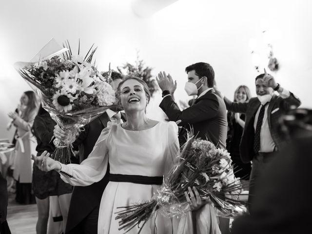 La boda de Miguel y Lili en Torremocha Del Jarama, Madrid 151