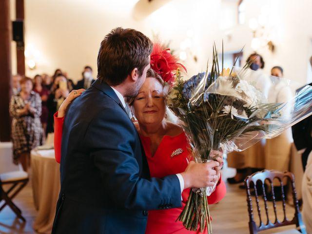 La boda de Miguel y Lili en Torremocha Del Jarama, Madrid 153