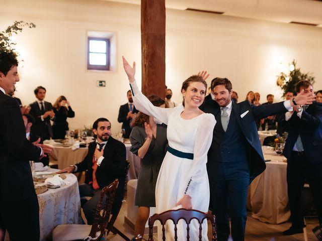 La boda de Miguel y Lili en Torremocha Del Jarama, Madrid 154
