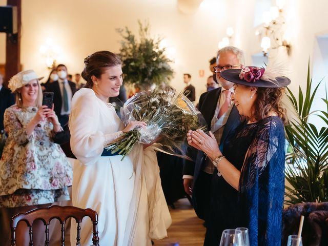 La boda de Miguel y Lili en Torremocha Del Jarama, Madrid 161