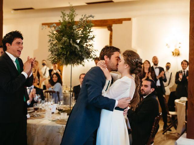 La boda de Miguel y Lili en Torremocha Del Jarama, Madrid 163