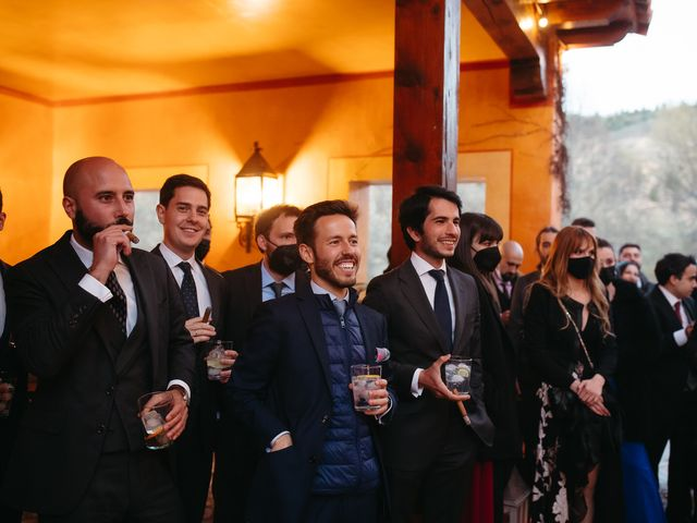 La boda de Miguel y Lili en Torremocha Del Jarama, Madrid 167