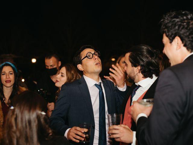 La boda de Miguel y Lili en Torremocha Del Jarama, Madrid 182