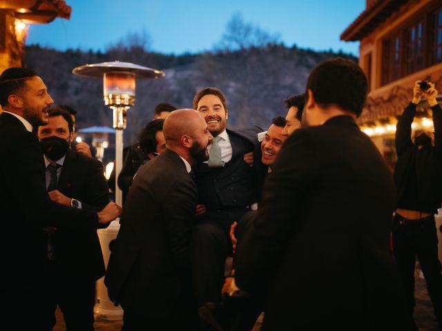 La boda de Miguel y Lili en Torremocha Del Jarama, Madrid 190