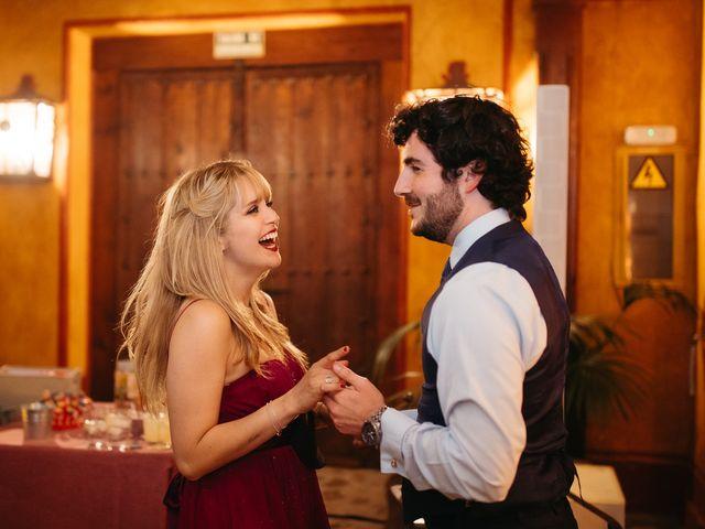 La boda de Miguel y Lili en Torremocha Del Jarama, Madrid 192