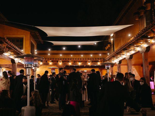 La boda de Miguel y Lili en Torremocha Del Jarama, Madrid 205