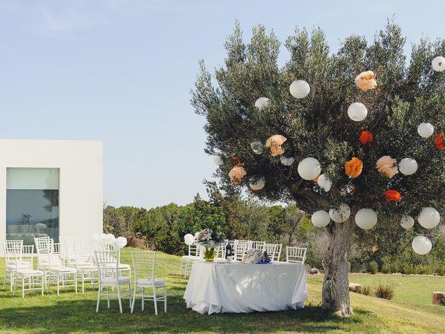 La boda de Dennis y Alexander en Eivissa, Islas Baleares 2