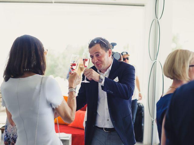 La boda de Dennis y Alexander en Eivissa, Islas Baleares 11