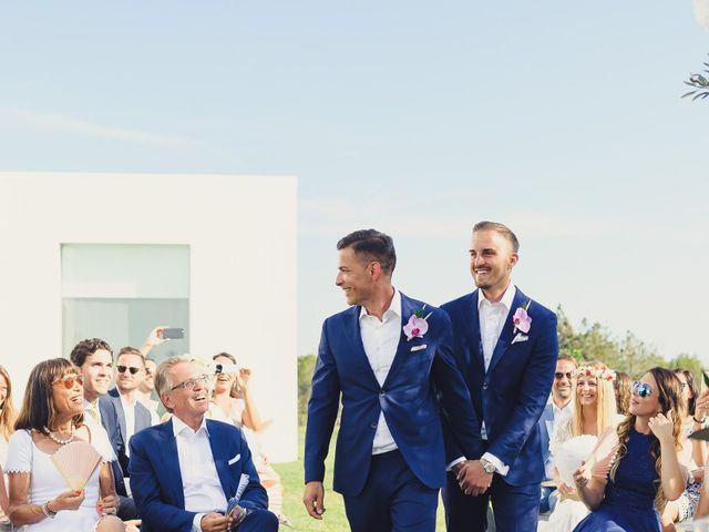 La boda de Dennis y Alexander en Eivissa, Islas Baleares 15