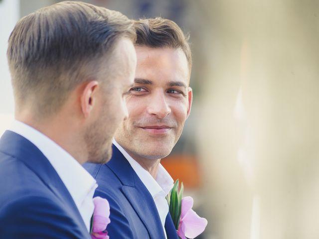 La boda de Dennis y Alexander en Eivissa, Islas Baleares 19