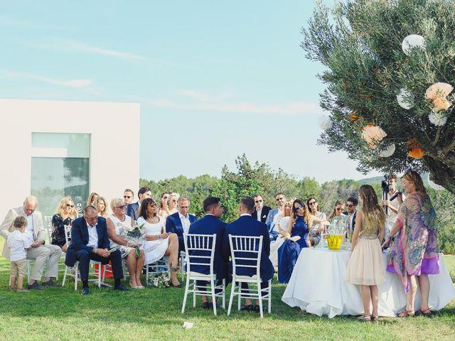 La boda de Dennis y Alexander en Eivissa, Islas Baleares 20
