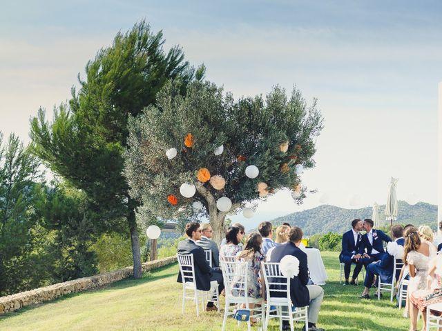 La boda de Dennis y Alexander en Eivissa, Islas Baleares 23