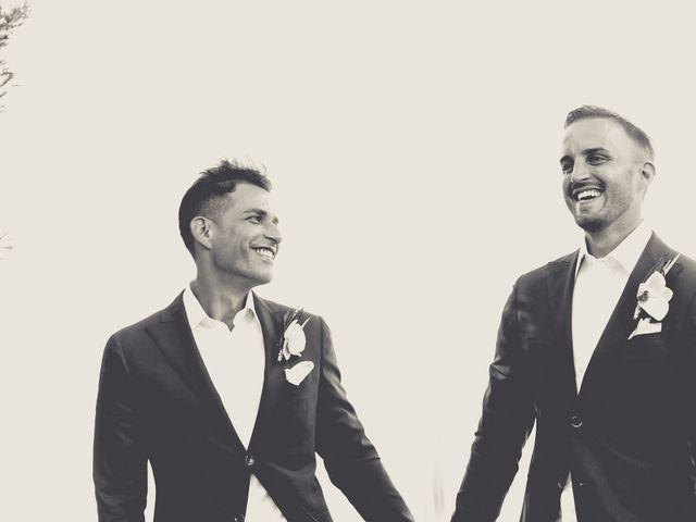 La boda de Dennis y Alexander en Eivissa, Islas Baleares 24