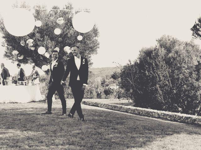 La boda de Dennis y Alexander en Eivissa, Islas Baleares 27