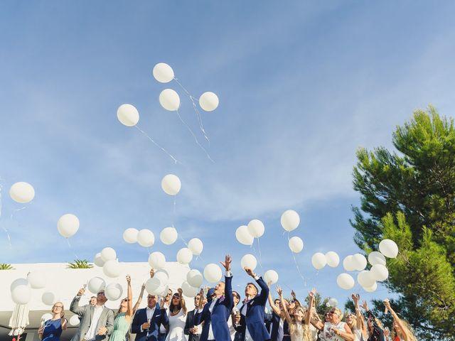 La boda de Dennis y Alexander en Eivissa, Islas Baleares 33