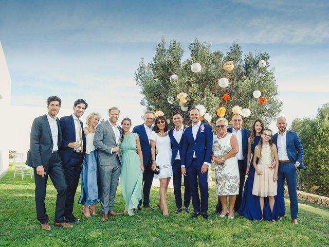 La boda de Dennis y Alexander en Eivissa, Islas Baleares 35