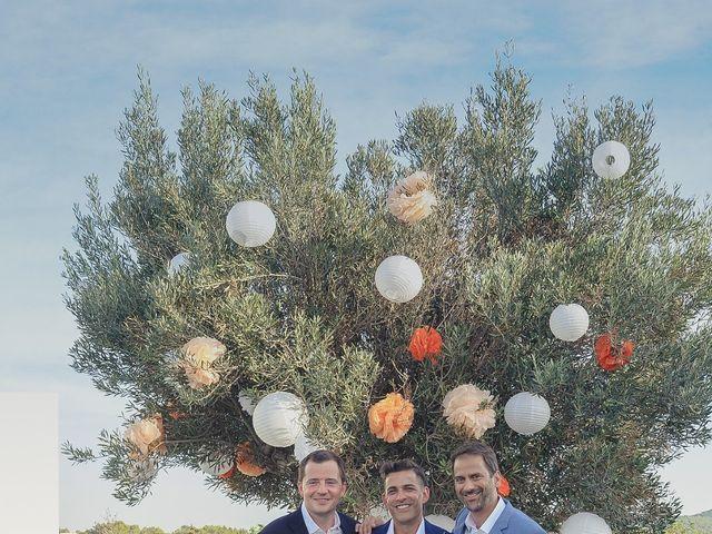 La boda de Dennis y Alexander en Eivissa, Islas Baleares 36