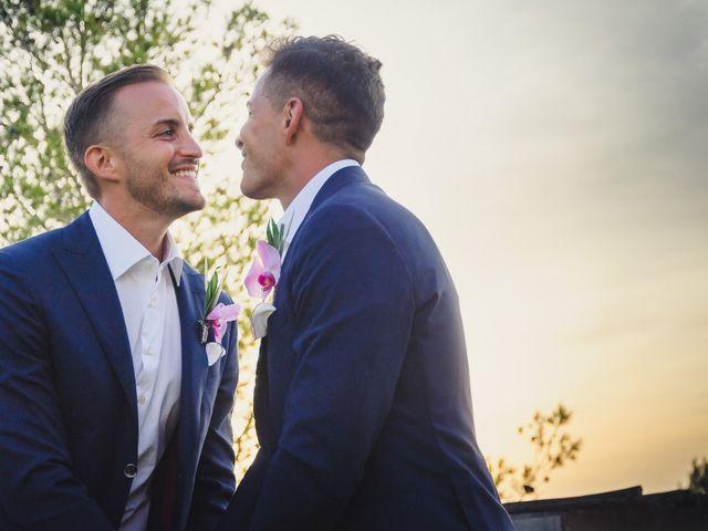 La boda de Dennis y Alexander en Eivissa, Islas Baleares 42