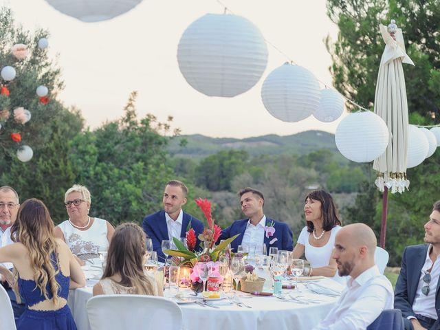 La boda de Dennis y Alexander en Eivissa, Islas Baleares 49