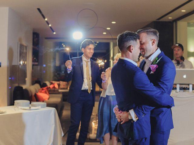 La boda de Dennis y Alexander en Eivissa, Islas Baleares 52