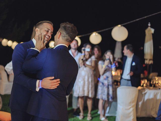 La boda de Dennis y Alexander en Eivissa, Islas Baleares 53