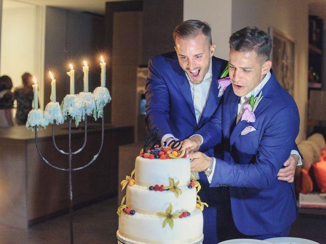 La boda de Dennis y Alexander en Eivissa, Islas Baleares 56