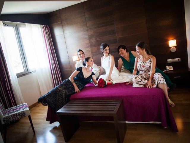 La boda de Nacho y Ana en Collado Villalba, Madrid 35