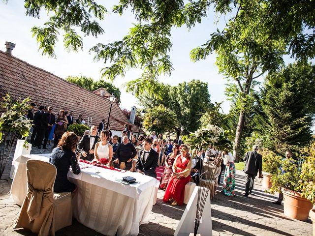 La boda de Nacho y Ana en Collado Villalba, Madrid 39