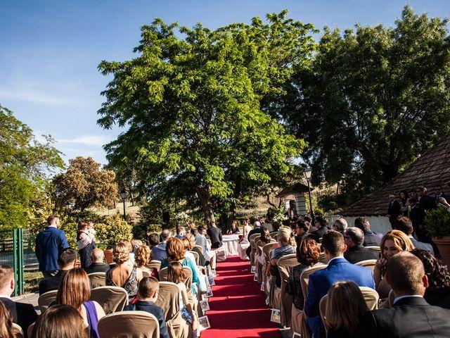 La boda de Nacho y Ana en Collado Villalba, Madrid 40
