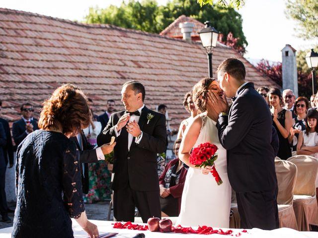 La boda de Nacho y Ana en Collado Villalba, Madrid 41