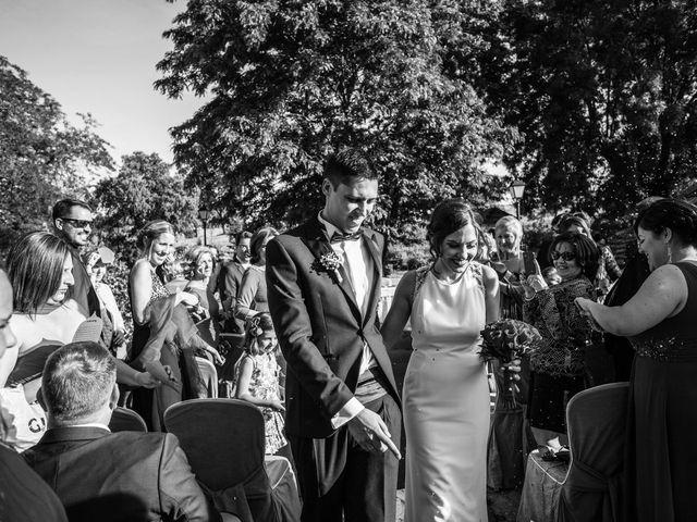 La boda de Nacho y Ana en Collado Villalba, Madrid 43