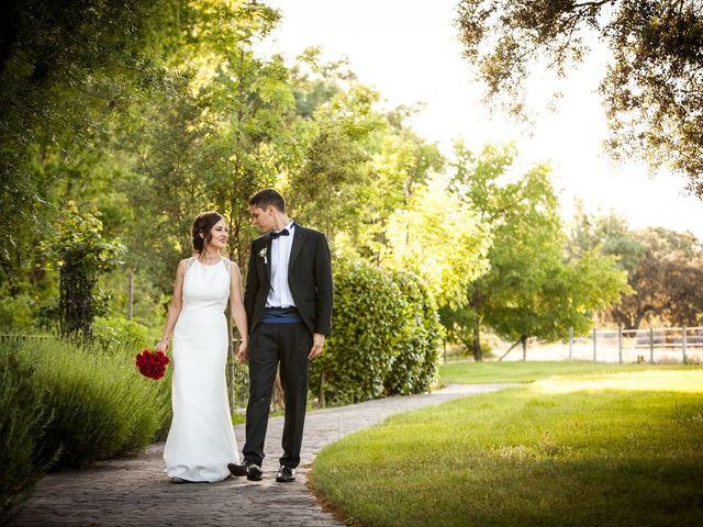 La boda de Nacho y Ana en Collado Villalba, Madrid 49