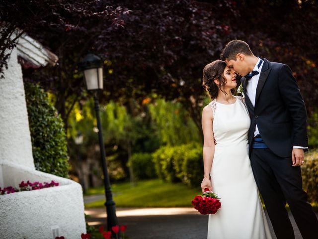 La boda de Nacho y Ana en Collado Villalba, Madrid 57